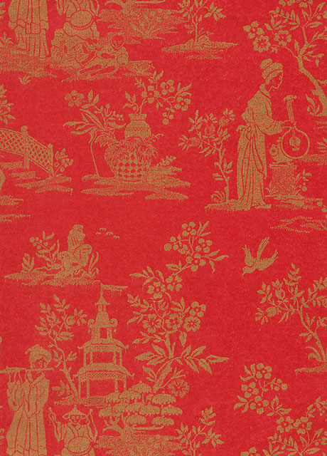 Oriental wallpaper chameleon collection for Oriental style wallpaper uk